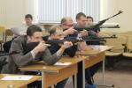 II Спартакиада работников ППЗ: Пулевая стрельба