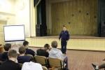 Встреча с районным комиссаром Кировского района