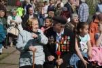 Митинги, посвященные 74 годовщине со дня Великой Победы над фашистской Германией