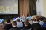 Классный час, посвященный памяти жертв террористических актов в России и мире