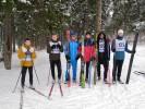 ПХТТ на лыжных гонках
